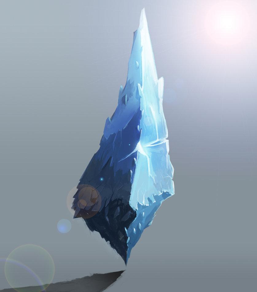 iceberg-voador